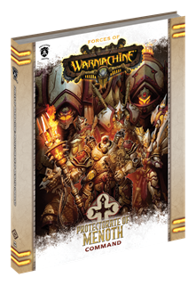 Forces Of Warmachine Protectorate Of Menoth Command