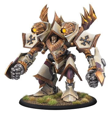 Protectorate Of Menoth Judicator Revelator Colossal Kit