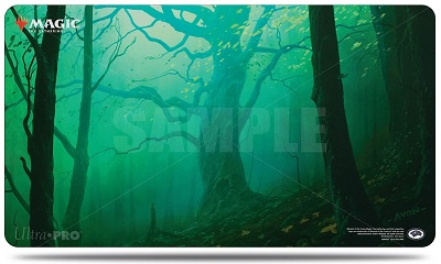 Ultra Pro Playmat Mtg Unstable Land Forest Out Of The