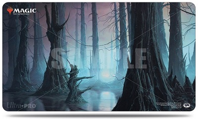 Ultra Pro Playmat Mtg Unstable Land Swamp Out Of The