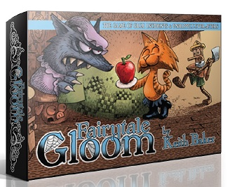 Gloom Fairytale - Out of the Box Cards