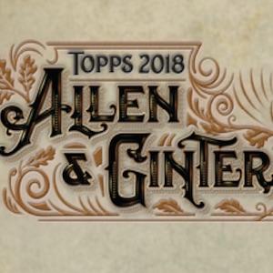 2018 Allen Ginter Baseball Hobby Pack