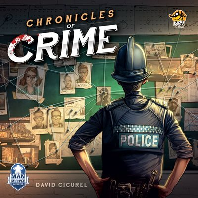 Chronicles of crime cards
