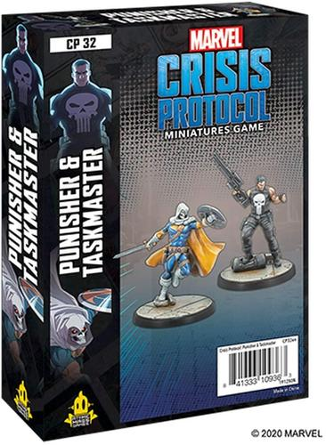 Marvel Crisis Protocol Punisher And Taskmaster Character Pack Out Of The Box Cards Players assemble, paint, and collect an ever expanding line of highly detailed plastic miniatures representing iconic marvel characters. marvel crisis protocol punisher and taskmaster character pack